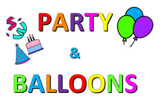 PARTY + BALLOONS