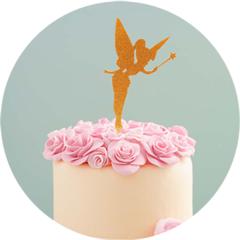 BAKING + CAKE DECORATING