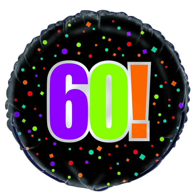 60TH FOIL