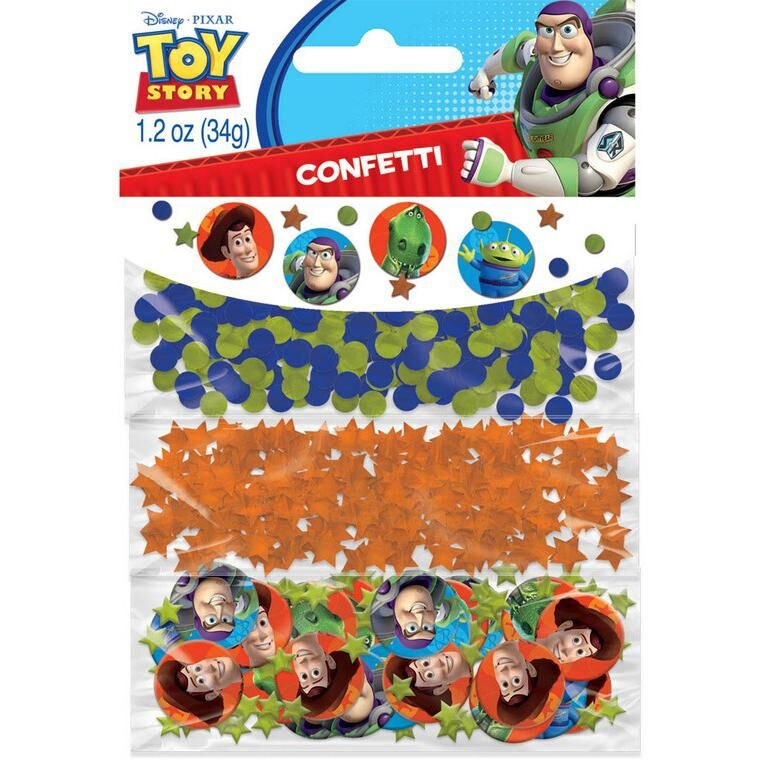 TOY STORY CONFETTIS