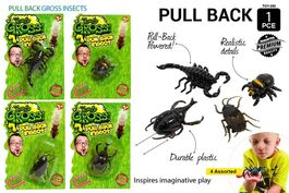 1PCE INSECT-PULL BACK ACTION