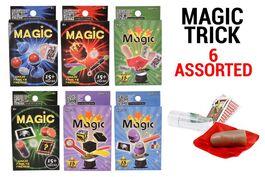 1PCE MAGIC TRICKS 6 ASST