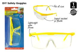 1PCE  SAFETY GLASSES