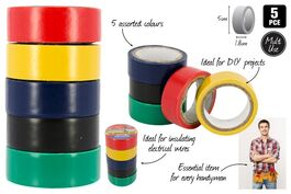 5PK INSULATION TAPE - 5M EACH