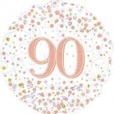 90TH FOILS