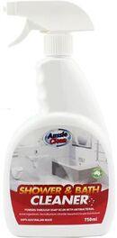 AUSSIE CLEAN - SHOWER & BATH CLEANING SPRAY - 750ML
