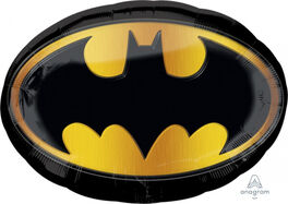 BATMAN EMBLEM SUPERSHAPE
