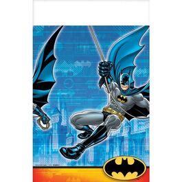BATMAN TABLECOVER PLASTIC