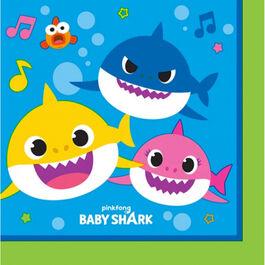 Baby Shark BEV Napkin