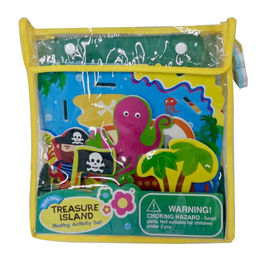 Bath Time 'Treasure Island' Floating Activity Set