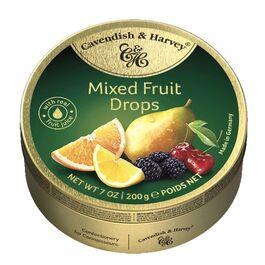 CAVENDISH & HARVEY - MIXED FRUIT DROPS - 200G