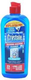 CRYSTALE - WASHING MACHINE CLEANER 500ML