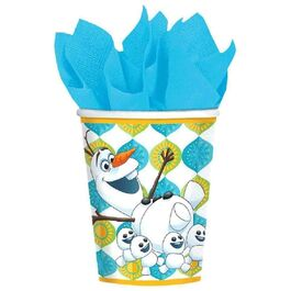 FROZEN FEVER PAPER CUPS OLAF