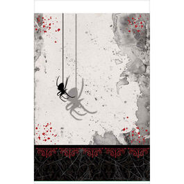 HALLOWEEN DARK MANOR TABLECOVER