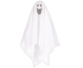 HALLOWEEN SMALL HANGING GHOST