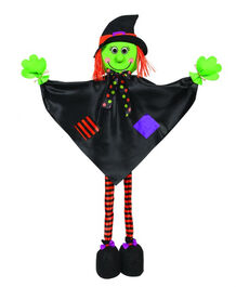 HALLOWEEN STANDING WITCH