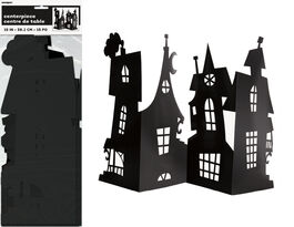 HALLOWEEN HAUNTED HOUSE 3D CENTREPIECE