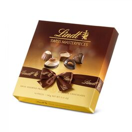 LINDT - SWISS MASTERPIECES BOX - 145G