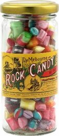 MELBOURNE ROCK CANDY - BO PEEPS 170G