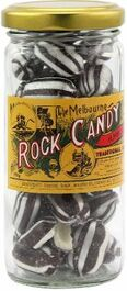 MELBOURNE ROCK CANDY - HUMBUGS 170G