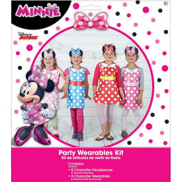 MINNIE PARTY WEARABLES KIT