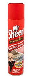 MR SHEEN - MULTI SURFACE POLISH - ORIGINAL FRESH FRAGRANCE