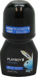 PLAYBOY ROLL ON DEODERANT MALIBU 40ML