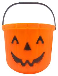 PUMPKIN PAIL ORANGE