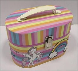 UNICORN MAKEUP BOX 29.7*17*15.3