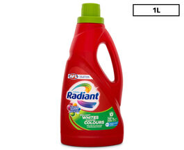 CUSSONS - RADIANT BRILLIANT WHITES SHARPER COLOURS TOP & FRONT LOADER LIQUID