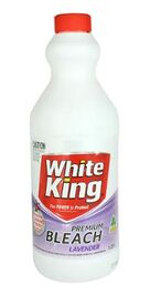 WHITE KING - BLEACH LAVENDER, 1.25L
