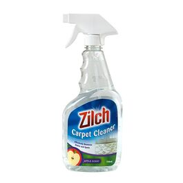 ZILCH - CARPET CLEANER - APPLE SCENT - 750ML