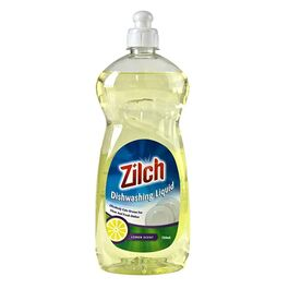 ZILCH - DISHWASHING LIQUID - LEMON SCENT - 750ML