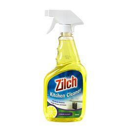ZILCH - KITCHEN CLEANER - LEMON SCENT - 750ML