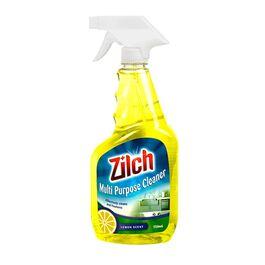ZILCH - MULTI PURPOSE CLEANER - LEMON SCENT - 750ML